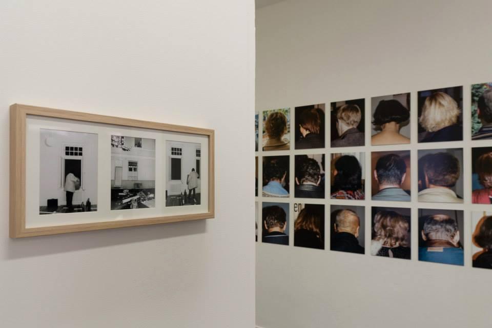galeria cypriána majerníka exhibition view