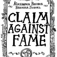 Alexander Brener&Barbara Schurz, Claim Against Fame Series (no. 1), 2012, ink on paper, 21x28,3 cm
